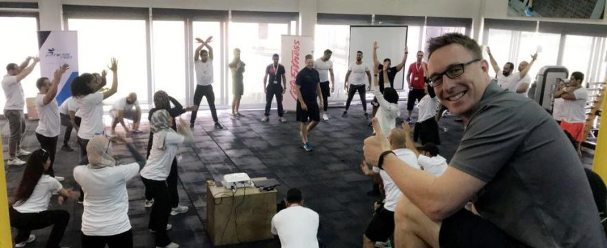 Fitness Pro, Egypt